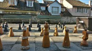 Zurich Chess Set