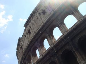 Colosseum or Coliseum