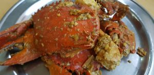 Cholesterol and Crab