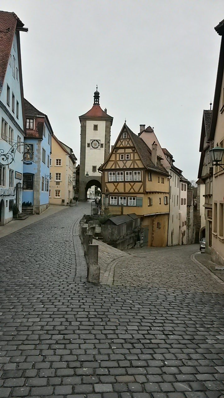 Rothenburg Midieval Town