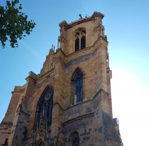 St Martin Cathedral, Colmar
